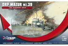 Mirage Hobby MIRAGE ORP Mazur wz.39 Okręt Artyleryjsk MMH-400202