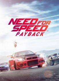 Ghost Games Need for Speed Payback + DLC