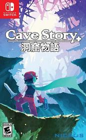 Cave Story+ NSWITCH