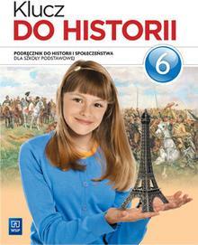 WSiP Klucz do historii 6 Podręcznik. Klasa 6 Szkoła podstawowa Historia - Wojciech Kalwat, Małgorzata Lis