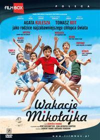Add Media Wakacje Mikołajka DVD) Laurent Tirard