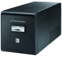 PowerWalker VI 1000LCD-SCHUKO