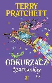 Rebis Odkurzacz Czarownicy - Terry Pratchett