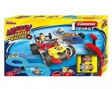 Carrera FIRST Mickey Roadster Racers + 2 auta