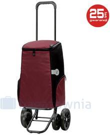 Andersen Wózek na zakupy Quattro Haron 185-106-70 Bordowy - bordowy 185-106-70