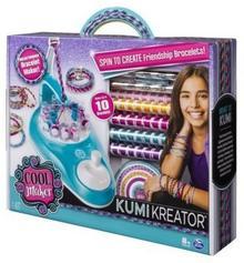 Spin Master Cool Maker 6038301 Zestaw do robienia bransoletek KUMI Kreator - ŁÓDŹ