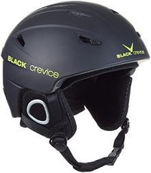 Black Crevice Kitzbühel kask narciarski, czarny, 57-58 cm BCR143764-BY-M_Schwarz/Gelb_M