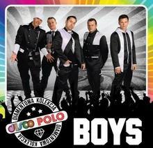 Diamentowa kolekcja Disco Polo Boys CD) Boys
