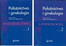 Wydawnictwo Lekarskie PZWL Położnictwo i ginekologia Tom 1-2 - Grzegorz Bręborowicz