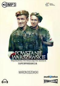 StoryBox.pl Powstanie Warszawskie (audiobook CD) - Marcin Ciszewski
