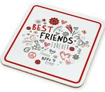 GRUSS & CO Z życzeniami & Co 43423podstawka Best Friends 43423