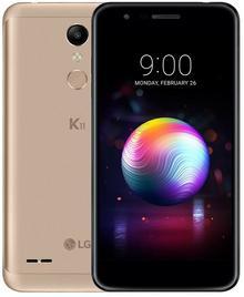 LG K11 16GB Dual Sim Złoty