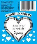 Kusiak Podkolanówki STRETCH 04-102-004