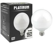 Polux Żarówka LED E27 SMD LED 16W Ciepła 305626