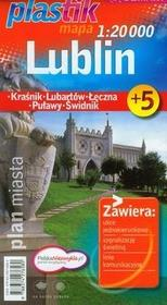 Lublin plan miasta / wysyłka w 24h
