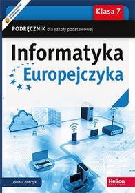 Informatyka Europejczyka Podręcznik dla szkoły podstawowej Klasa 7