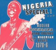 Nigeria Special: Modern Highlife.... CD
