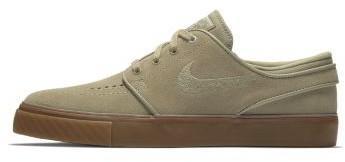 Nike Damskie buty do skateboardingu Zoom Stefan Janoski - Oliwkowy  AH4233-200 19d3aa7c4a101