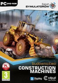 CONSTRUCTION MACHINES 2016 PL NSS PC
