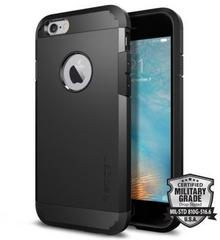Spigen Etui Tough Armor do Apple iPhone 6 a 6S Smooth Black