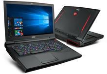 """MSI GT75 17,3\"""" Core i7 2,20GHz, 32GB RAM, 1TB HDD, 512GB SSD (8RG-028PL)"""