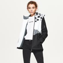 Cropp Cropp - Sportowa kurtka z kapturem - Czarny