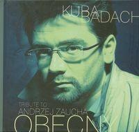 Kuba Badach Obecny Tribute to Andrzej Zaucha CD Kuba Badach