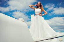 Nefele dwuczęściowa suknia ślubna
