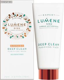 LumeneSISU Deep Clean Oczyszczająca maska do twarzy 75ml 0000058118