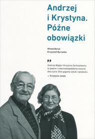 Panaceum Andrzej i Krystyna. Późne obowiązki Krzysztof Burnetko