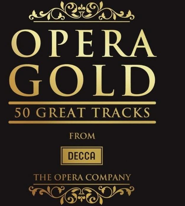 Opera Gold 50 Greatest Tracks CD) Various Artists