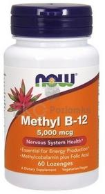 RELAX Witamina-methyl-b12-1000mcg-100-tabletek Now Foods