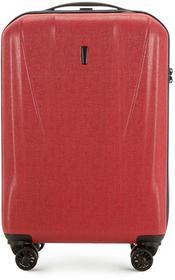 Wittchen 56-3P-961-30 Walizka kabinowa czerwony