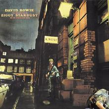 The Rise And Fall Of Ziggy Stardust And The Spiders From Mars CD David Bowie