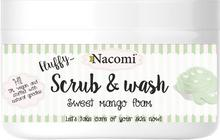 Nacomi Scrub & Wash Piankowy Peeling Mango 180ml NACO-3566