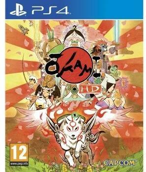 Okami HD PS4
