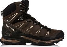 Salomon Buty trekkingowe męskie X Ultra Trek GTX brązowe r 41 1/3 378386) 378386