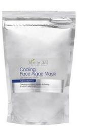 BielendaProfessional Cooling Face Algae Mask With Rutin & Vitamin C chłodząca maska algowa do twarzy z Rutyną i Witaminą C 190g 57119-uniw