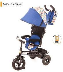 Kidz Motion Rowerek trójkołowy Tobi Venture niebieski