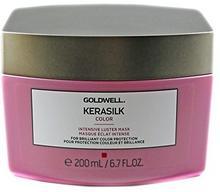 Goldwell Złota Well Kera Silk tiefenpflegende kolorowe maska na połysk, 1er Pack (1X 200ML) 265242
