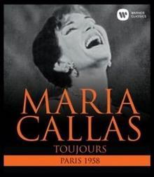 Toujours Paris 1958 Blu-Ray) Maria Callas