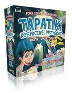 StoryBox.pl Tapatiki Kosmiczne przygody Audiobook Marta Tomaszewska