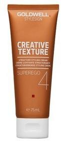 Goldwell StyleSign Creative Texture Superego krem uniwersalny do uzyskania strukturalenej fryzury 75 ml