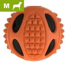 Bitiba Szeleszcząca piłka dla psa 2 w 1, M - 2 sztuki, 10 cm