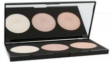 Makeup Revolution London Beyond Radiance Palette rozświetlacz 15 g dla kobiet