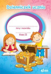 Wydawnictwo Juka Dzienniczek ucznia. Klasa 2 J220250