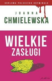Olesiejuk Sp. z o.o. Wielkie zasługi Tom 49 - Joanna Chmielewska
