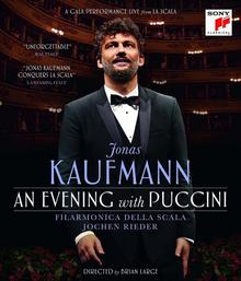 Jonas Kaufmann An Evening with Puccini Blu-ray)