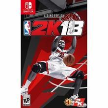 NBA 2K18 Legend Edition NSWITCH
