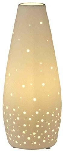 Kerzenfarm Hahn Michael Hahn Ek Dekoracyjne Oświetlenie Lampa Stołowa Ze Szlachetnej Porcelany Z Elektrycznym Modelu 30206 Medium Bez źródeł